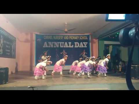 Carmel Nursery And Primary School Annual Day Function