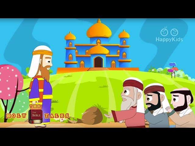 The People Renew Their Promise - Bible Stories For Children