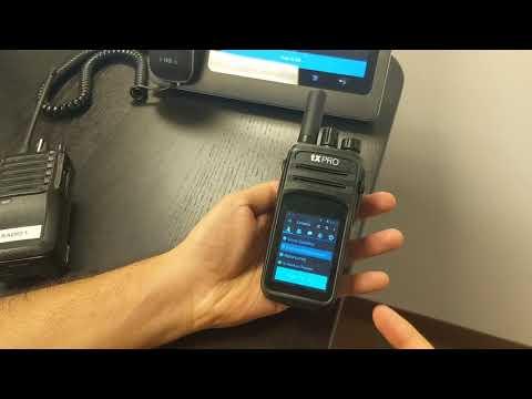Radio Analógico + Radio 3G TXPRO con NXRadio