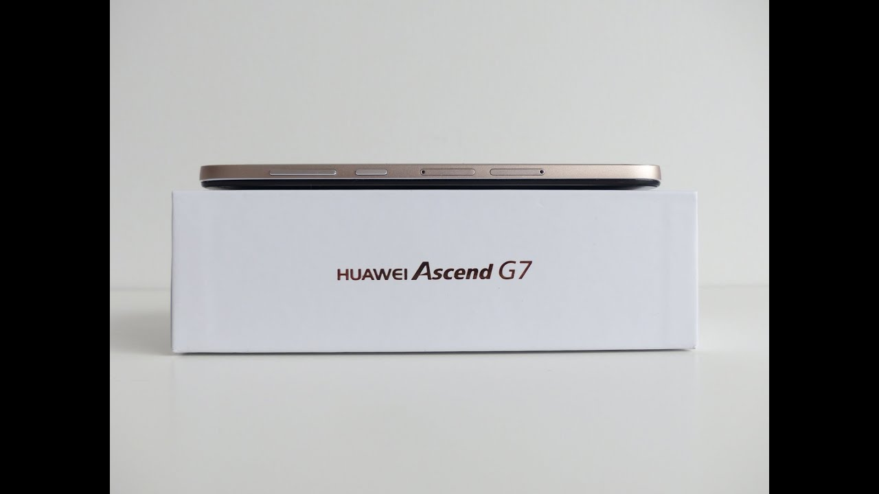 Test Huawei Ascend G7