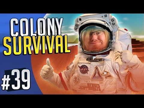 LIFE ON MARS | Colony Survival #39
