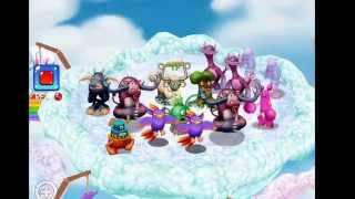 My singing monsters dawn of fire - Cloud island FULL SONG