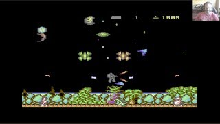 Lukozer Retro Game Review 350 - Retrograde - Commodore 64