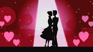 A Romantic Love Couple Status   Animated Love Status For Whatsapp