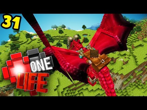 MOTHER WYVERN  - Minecraft One Life SMP EP31 thumbnail