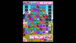 Candy Crush Saga Level 241 Walkthrough