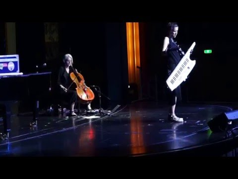 Tiny Human performed by Imogen Heap & Zoë Keating (2016/02/25)