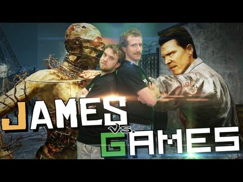 James vs Games - Mob of the Dead - Episode 29