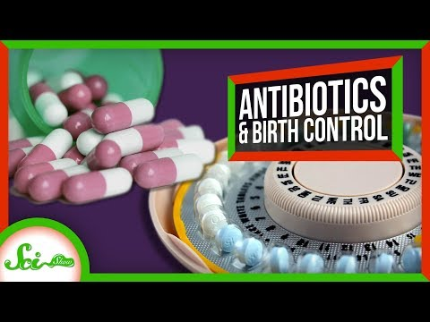 What's The Deal With Antibiotics And Birth Control?