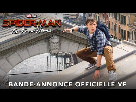 Spider-Man : Far From Home – Bande-annonce 1 – VF