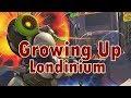 Daniel Pemberton Growing Up Londinium
