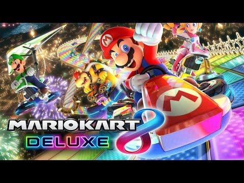 Mario Kart 8 Deluxe (part 1) - Nintendo Switch | VGHI Play 'n' Chat Live Stream