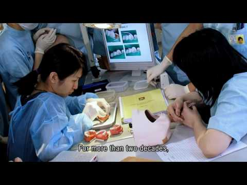 Introduction to HKU Faculty of Dentistry