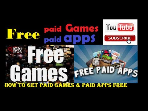 How To Download  Paid GAMES Paid APPS  For Free Unlimited Android & IOS, Without ROOT हिन्दी Tips |