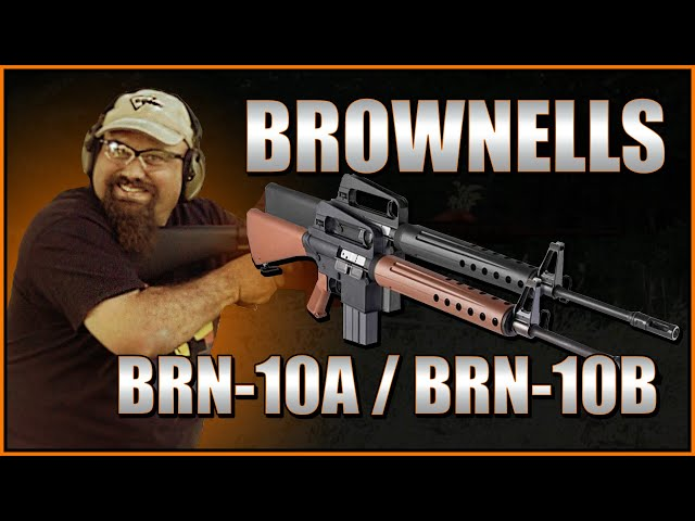 BRN-10: A Big Boy Blaster From The Past