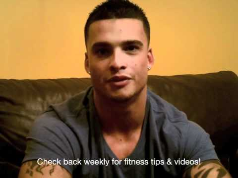 Milan Whitaker Fitness Introduction