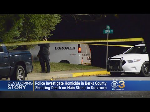 Police Investigate After Domestic Dispute Turns Deadly In Berks County