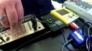 Mini Live Jam #6: PO-12 / Volca Keys / Kaossilator