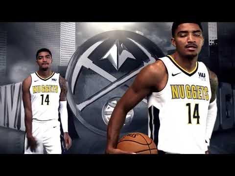 Denver Nuggets Intro 2018