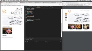Build a Portfolio - Intro to HTML and CSS