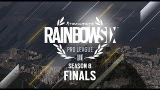 Rainbow Six Pro League - Season 8 Finals - Rio thumbnail