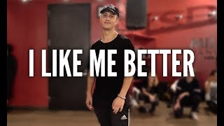 LAUV - I Like Me Better | Kyle Hanagami Choreography Video
