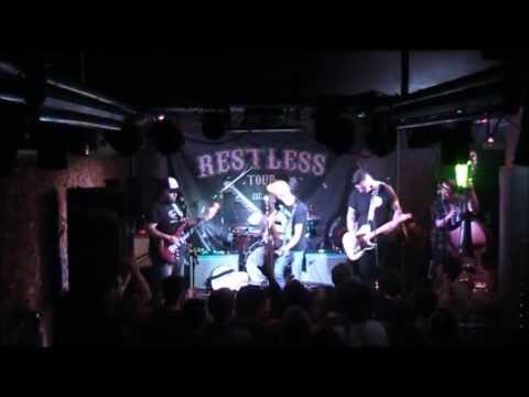 BAFO DE BACO | RESTLESS TOUR 2013 | FAST EDDIE NELSON