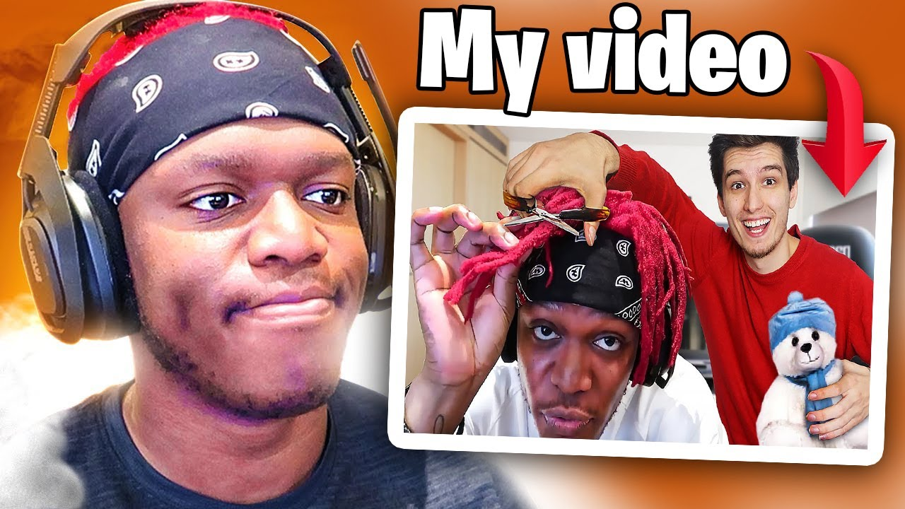 Reacting to KSI Reddit