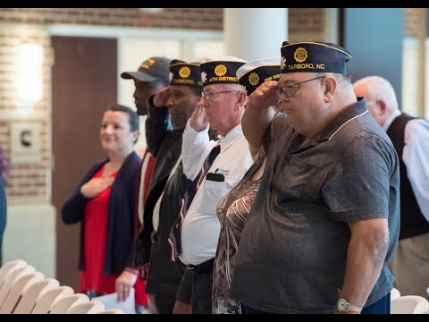 Edgecombe Community College 2020 Virtual Veterans Day Celebration