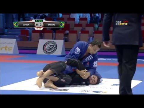 Romulo barral vs Igor Souza World Pro Abu Dhabi 2016