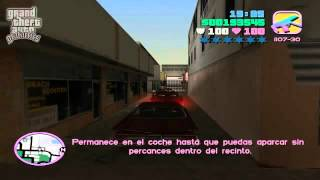 GTA Vice City - Mision #34 - Vudu troyano - Tutorial