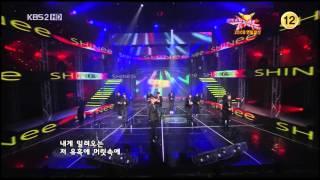 081226 SHINee - Wild Eyes (by Shinhwa)