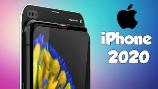The Future of iPhone - Apple iPhone 2020 - Latest LEAKS and News