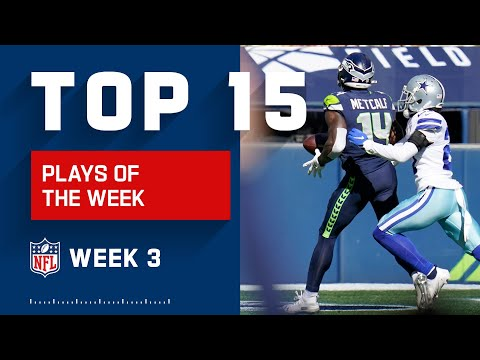 Top 15 Plays of Week 3 | 2020 NFL Highlights