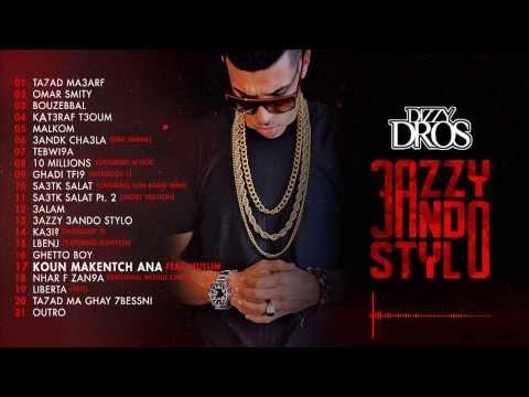 17 - Dizzy DROS - Koun Makentch Ana (feat. Muslim)