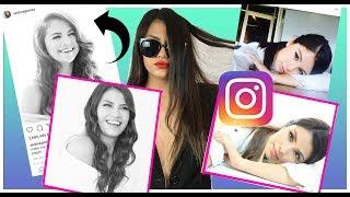 COPIE el Instagram de SELENA GOMEZ una semana!! (Y ESTO PASO...)