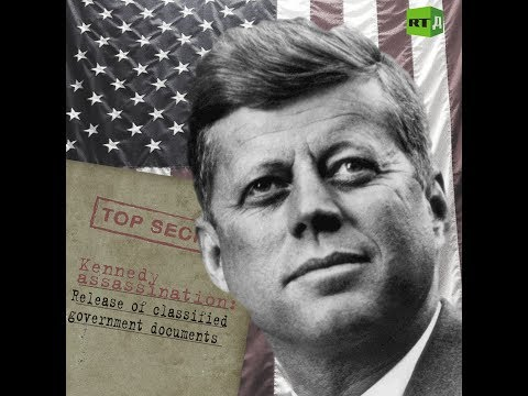 Kennedy assasination: Release of classified government documents
