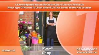 Posy Shop - Florist in Hudson, MI