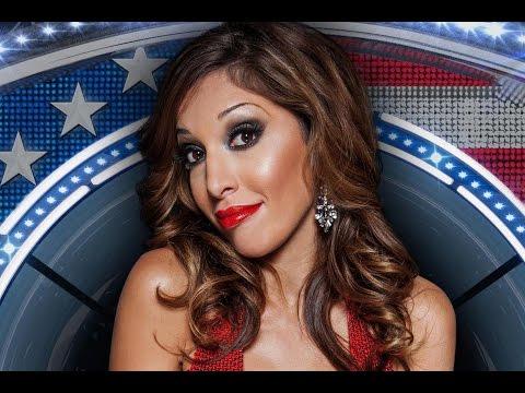 Celebrity Big Brother: UK vs USA - Farrah Abraham vs The House
