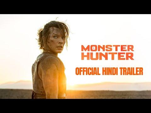 MONSTER HUNTER - Official Hindi Trailer | In Cinemas February 5