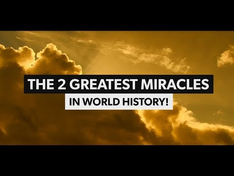 Merry CHRISTmas - The 2 Greatest Miracles