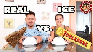 real food vs ice food was schmeckt besser? der ultimative test tbatb