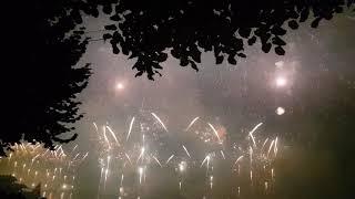 Feu d'artifices Genève / Firework Geneva