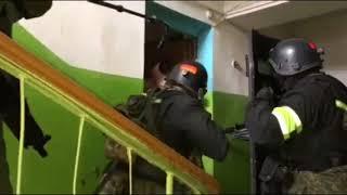 Задержание сторонников ИГИЛ
