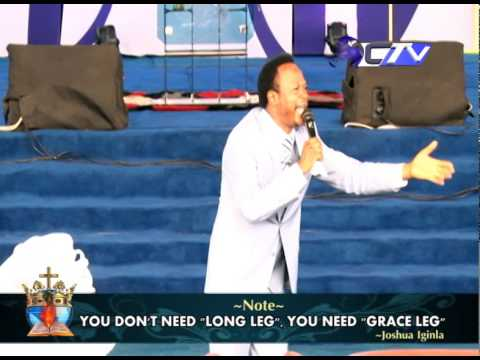 Download UNSTOPPABLE GRACE pt2 MESSAGE BY BRO  JOSHUA IGINLA