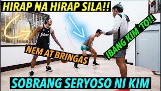 SI KIM NAGTURO KAY NEM AT BRINGAS - SOBRANG SERYOSO | S.2. vlog 110
