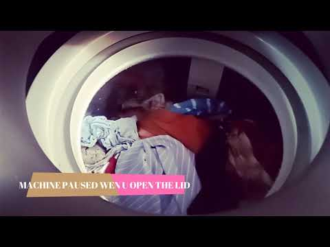 Whirlpool 9.5kg Fully Automatic Washing Machine Review (SUBSCRIBE US)