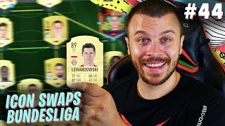 FIFA 20 ICON SWAPS - MY FIRST OWNER BUNDESLIGA SQUAD in ULTIMATE TEAM!
