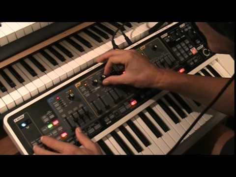 Roland Gaia Tutorial 6 - Fender Rhodes Piano - Subtractive Synthesis