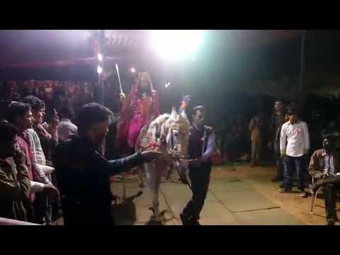 आंचलिक छत्तीसगढ़ी रीमिक्स आर्केस्ट्रा देवी जागरण ग्रुप लालबर्रा(2)